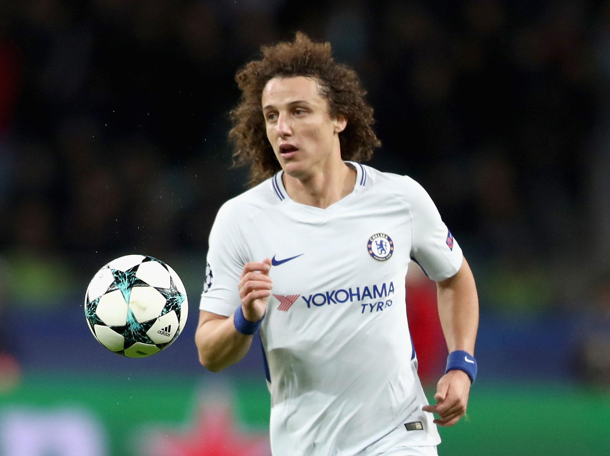 Gary Cahill backs David Luiz to be a role model for Andreas