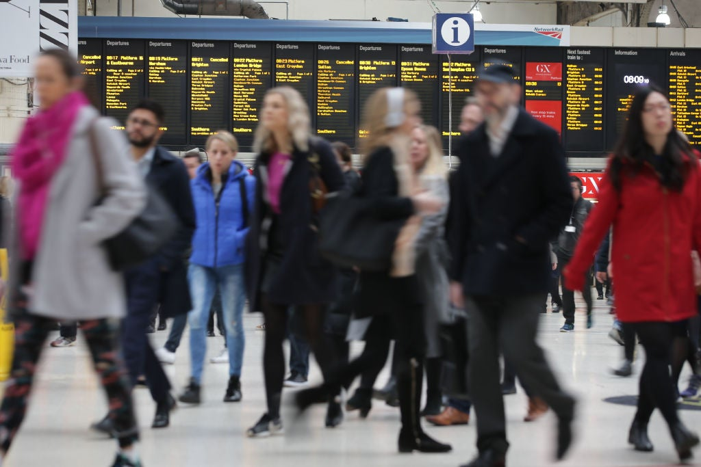 Forty protests planned as biggest train fare increase in five years comes into effect