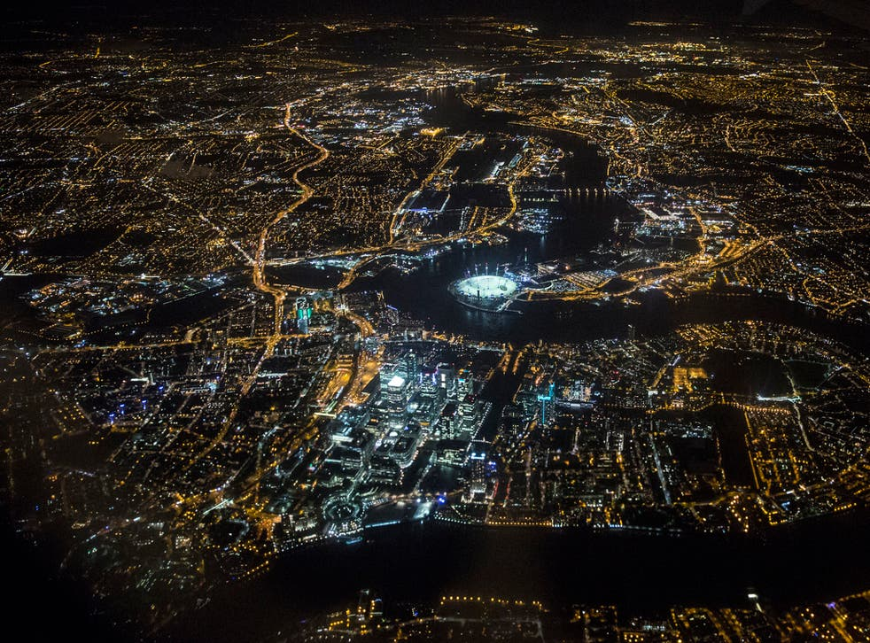 Light pollution is on the rise in countries like the UK, US and Germany