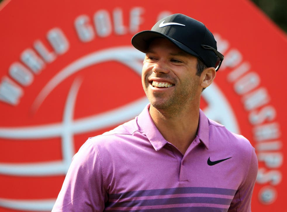 Paul Casey will represent his continent for the first time since 2008