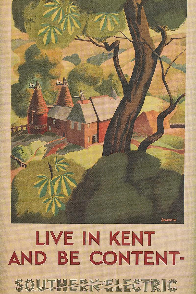 Vintage Railway Posters 14 Show All