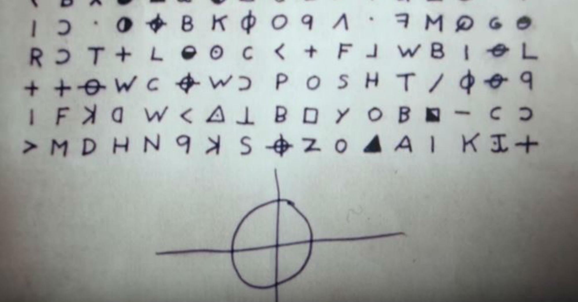 The Computer Trying To Solve The Zodiac Killer Mystery Is Doing