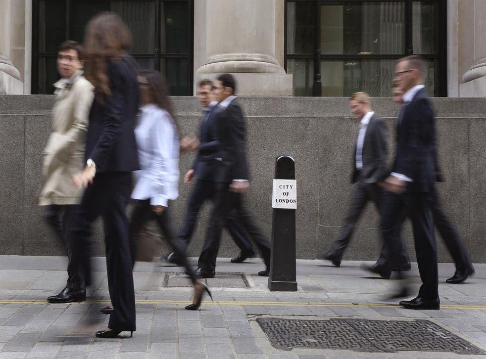 December saw the lowest increase in financial-sector hires of 2017