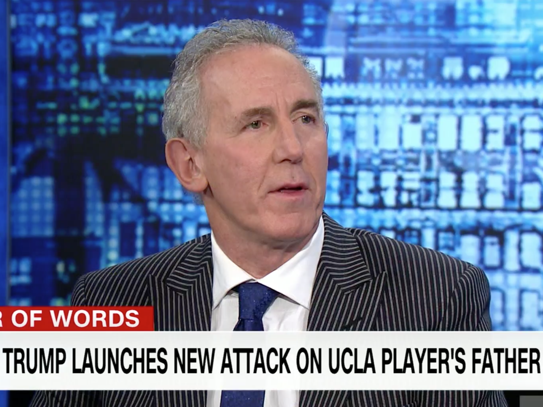'Art of the Deal' co-author says Trump is having a 'meltdown' and explains why this is a 'true emergency'