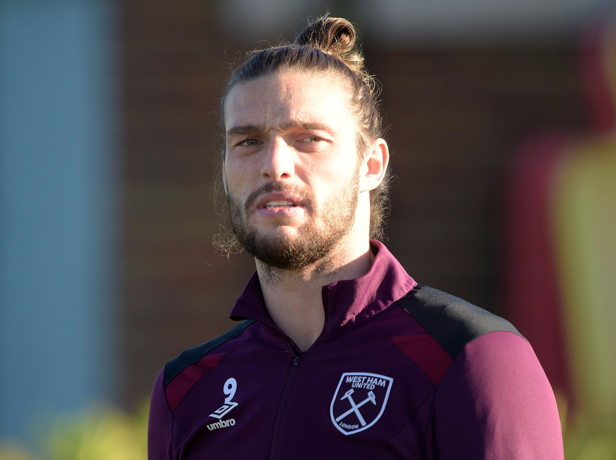 Andy Carroll is being unfairly singled out insists West Ham