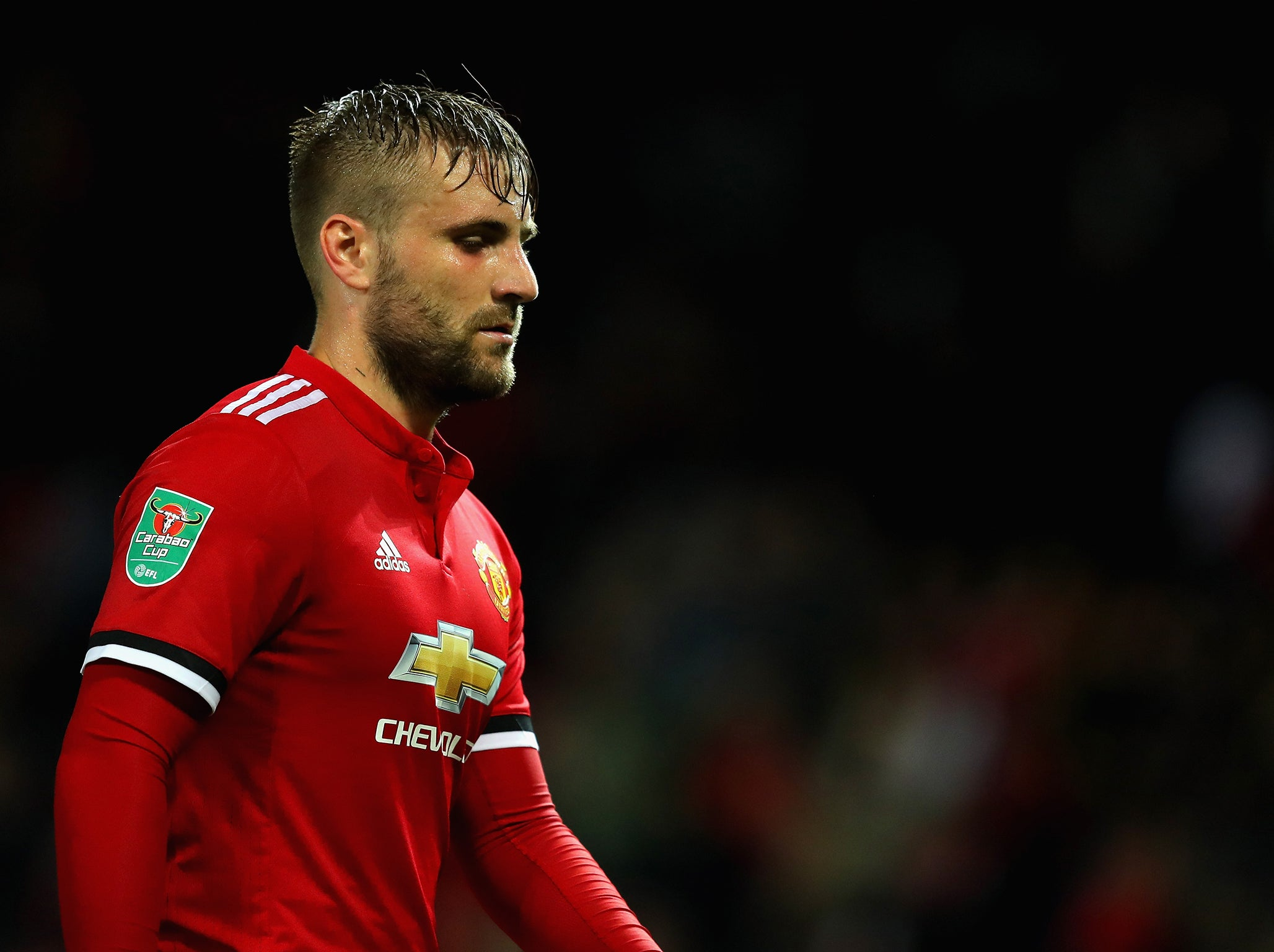 Luke Shaw should leave Manchester United if he wants to realise