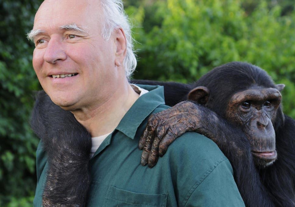 Kết quả hình ảnh cho man and chimpanzee