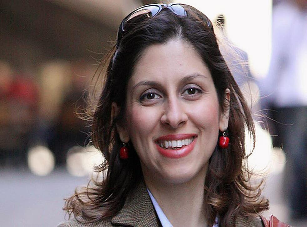 Ms Zaghari-Ratcliffe has spent some of her prison sentence in solitary confinement
