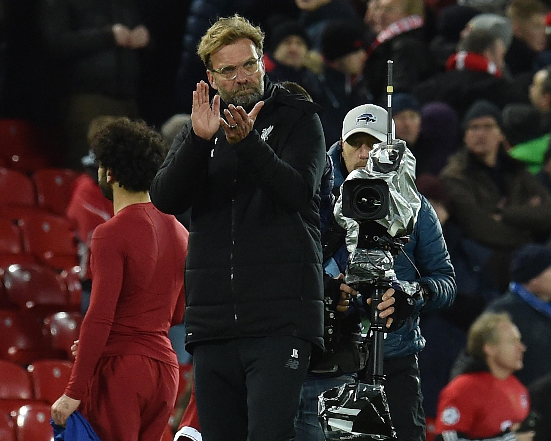 Jurgen Klopp believes delayed Adam Lallana substitution would have prevented Chelsea's late equaliser