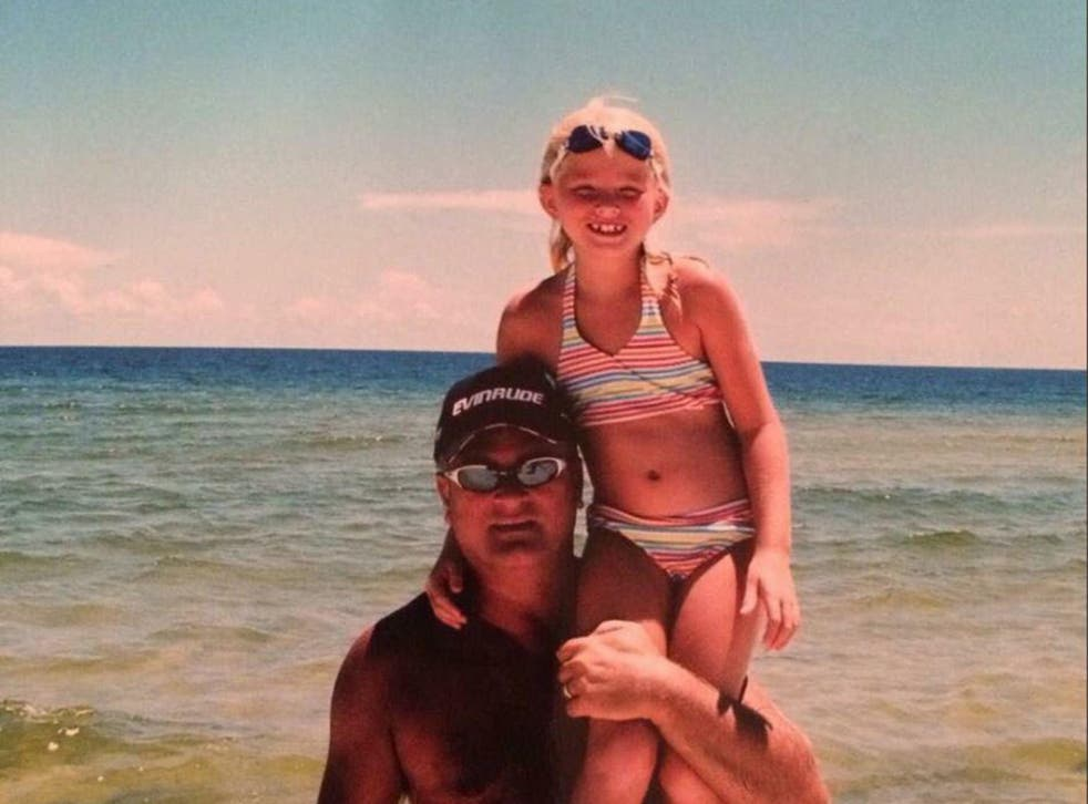 Bailey Sellers was just 16 when her father Michael died