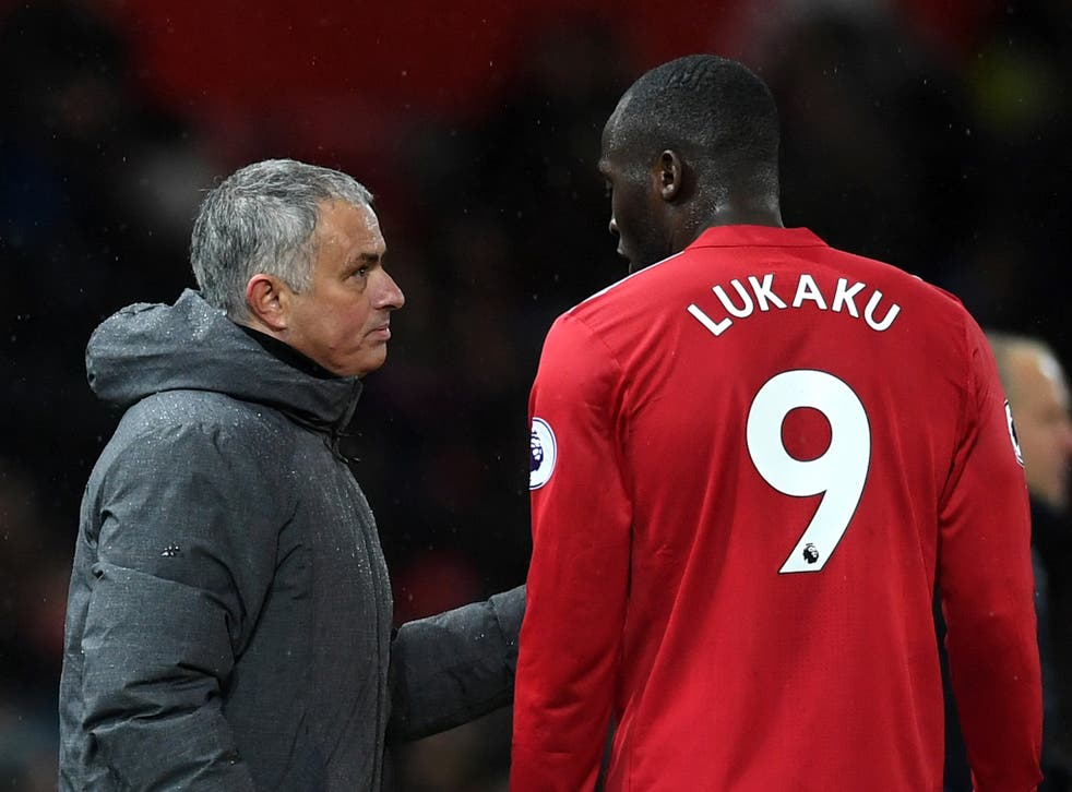 Mourinho says he remains pleased with Lukaku's mentality