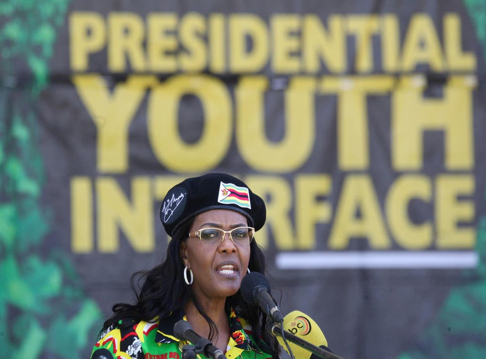 Grace Mugabe is keeping a low profile as Zimbabweans speak out about her excesses