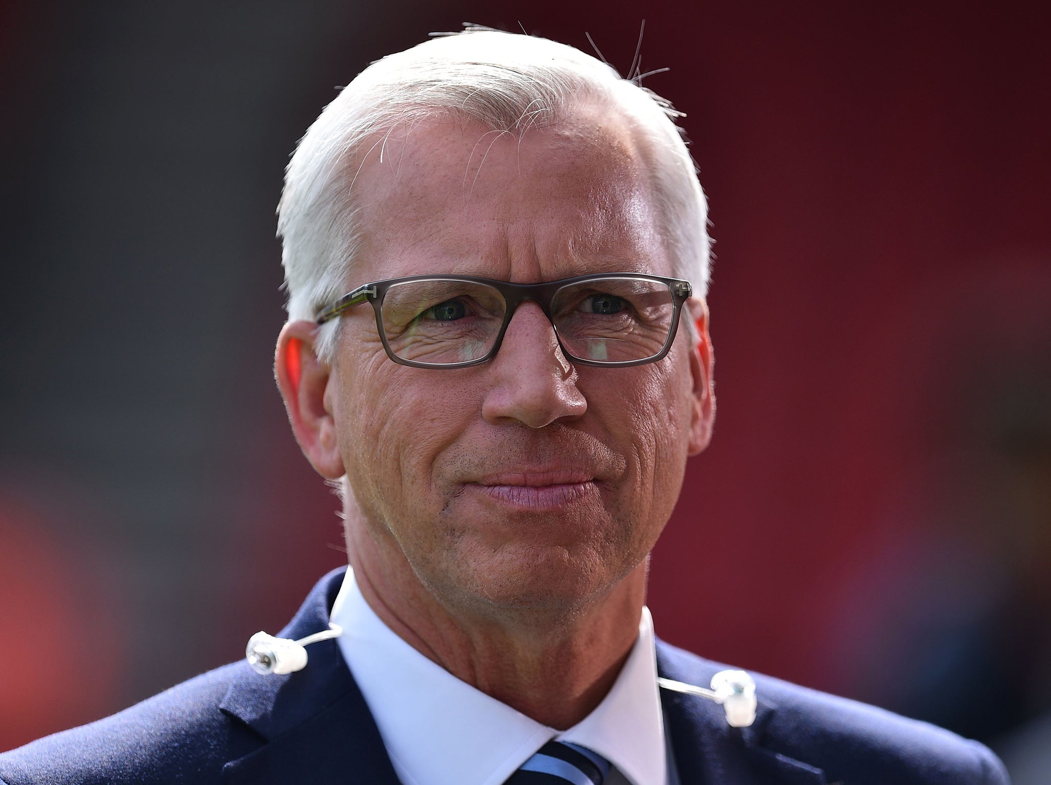 Alan Pardew confirms West Brom talks: 'I've had talks with them, obviously it is an attractive job'