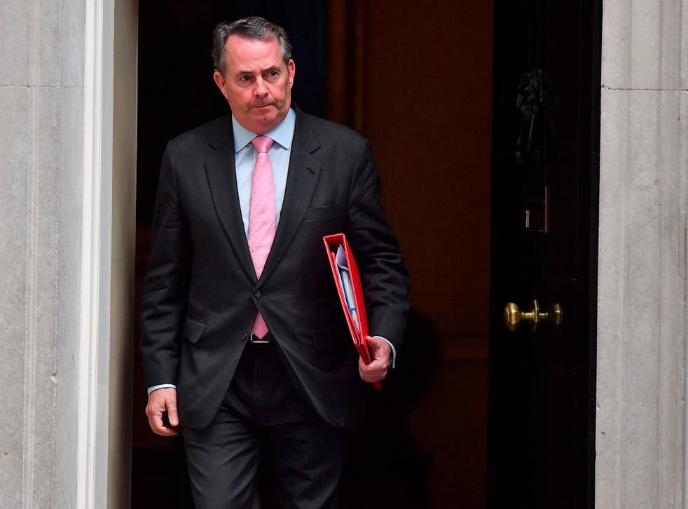 Liam Fox may never secure the 'specific trade and negotiation skills' required