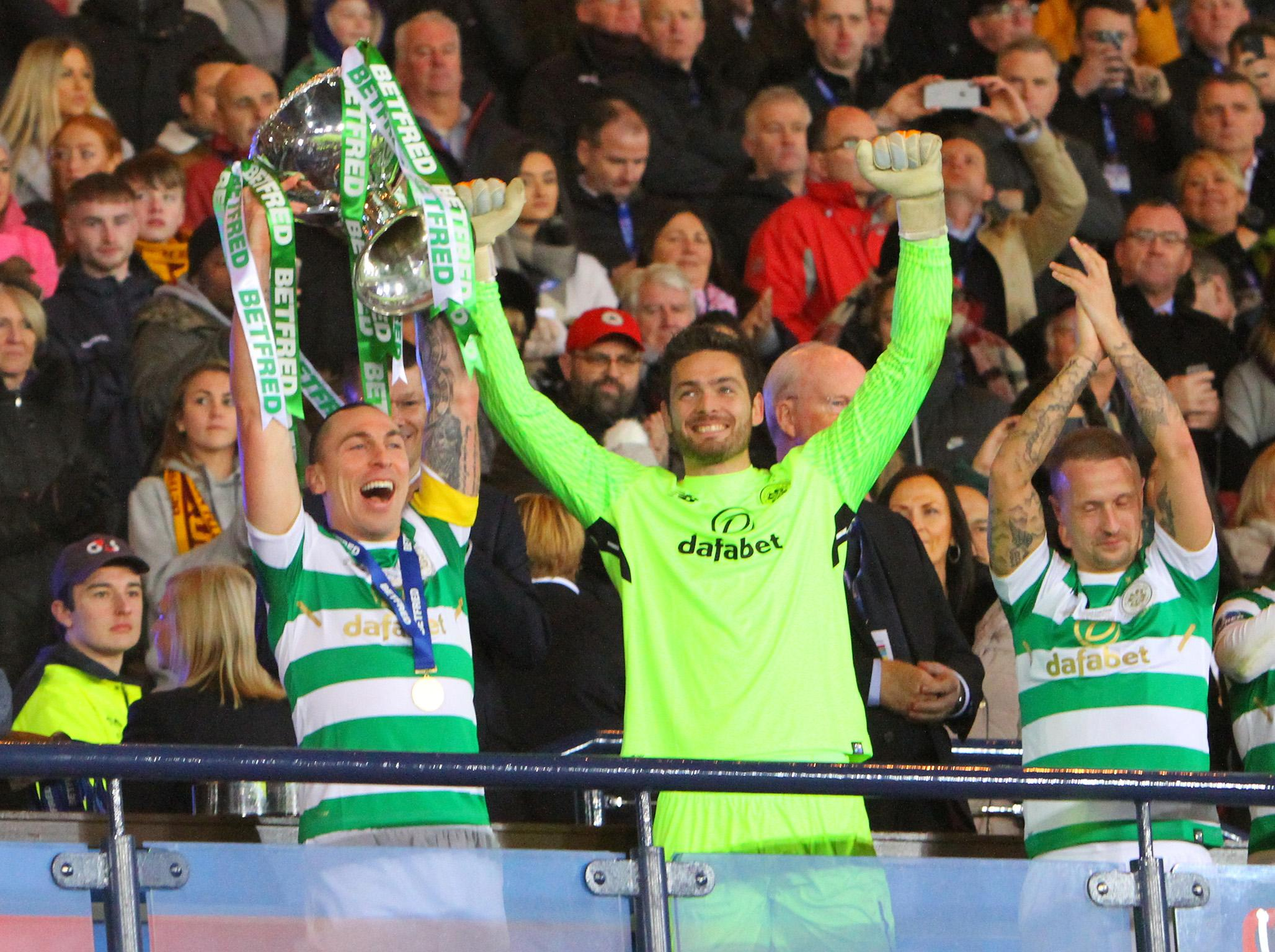 Celtic reinstate domestic supremacy with Scottish League Cup final victory over Motherwell