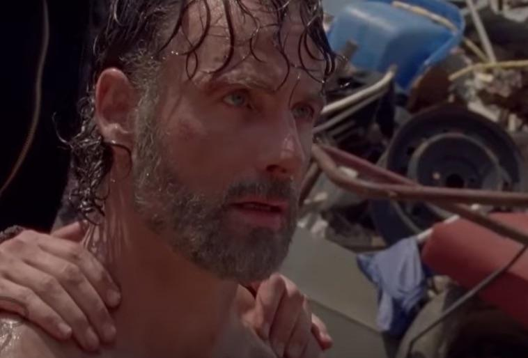 The Walking Dead Season 8 Episode 7 Trailer Rick Comes Face To Face