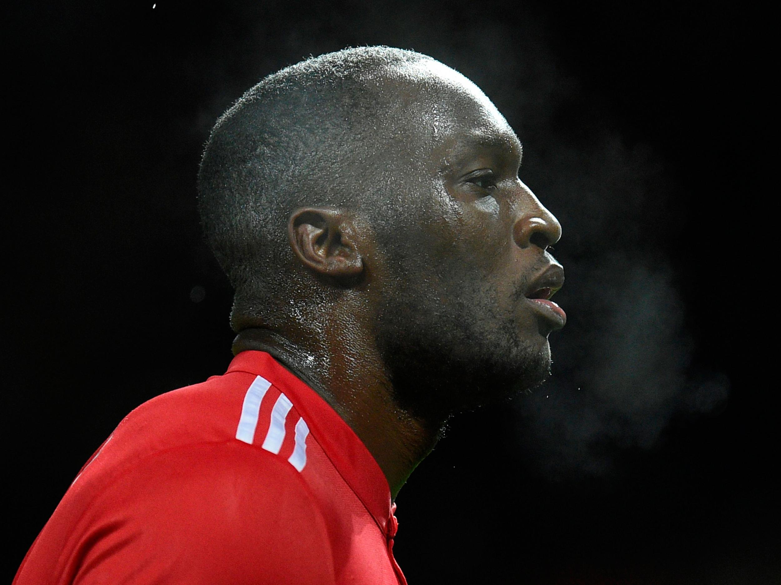 Manchester United striker Romelu Lukaku to face no punishment for kicking Brighton's Gaetan Bong