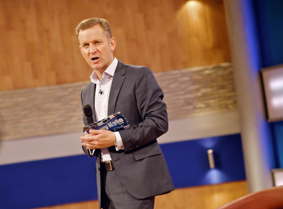 The breaking news halted the show and Jeremy Kyle viewers were not very happy