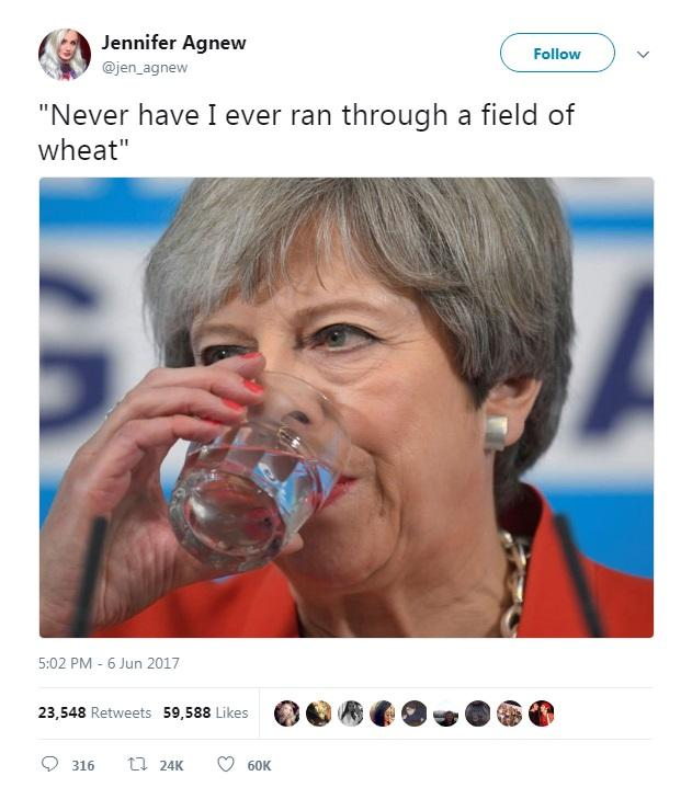 The 101 funniest tweets of 2017 because after the year we've all had…