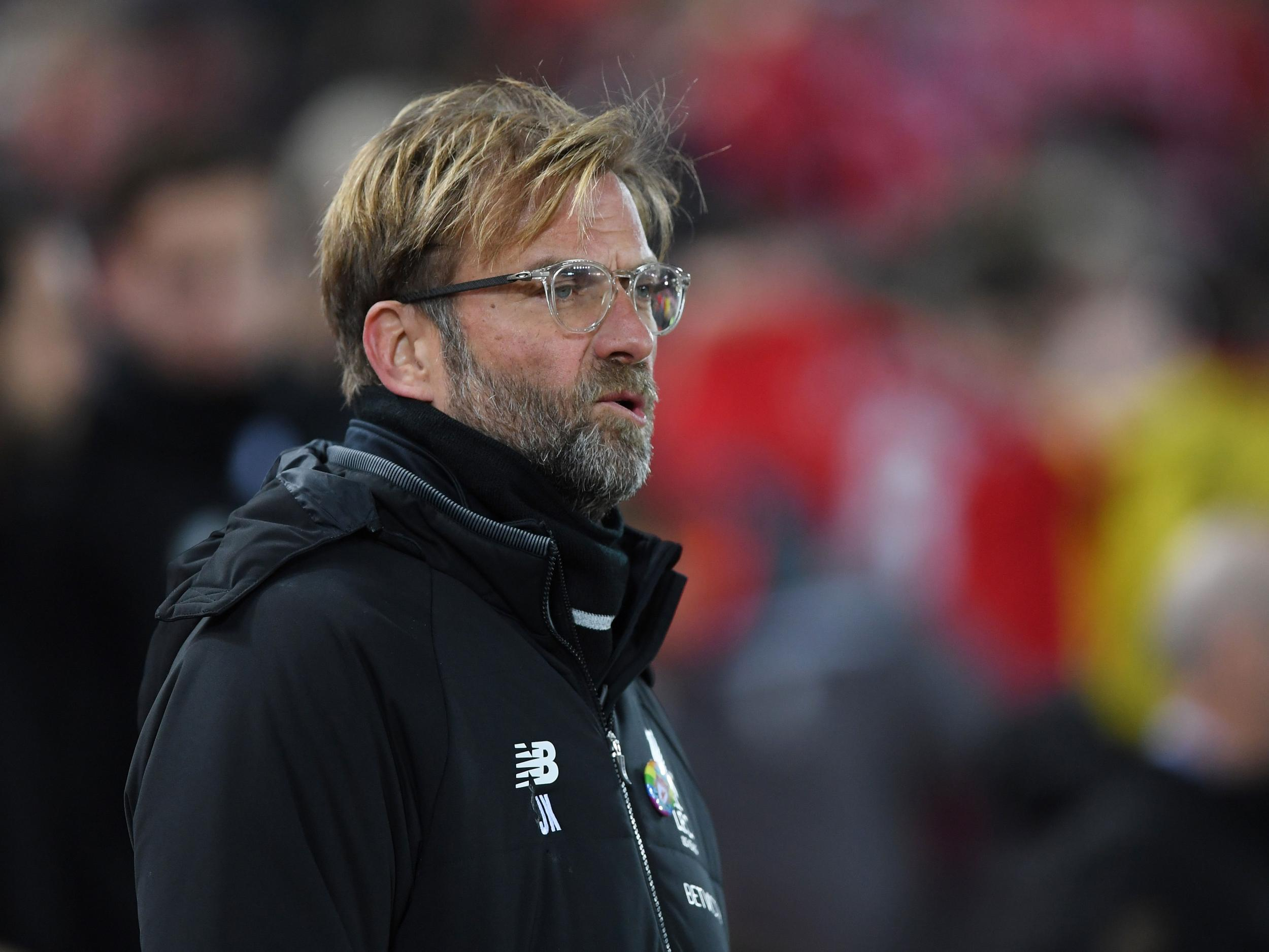 Liverpool manager Jurgen Klopp tells players to capitalise on any Manchester City slip-ups