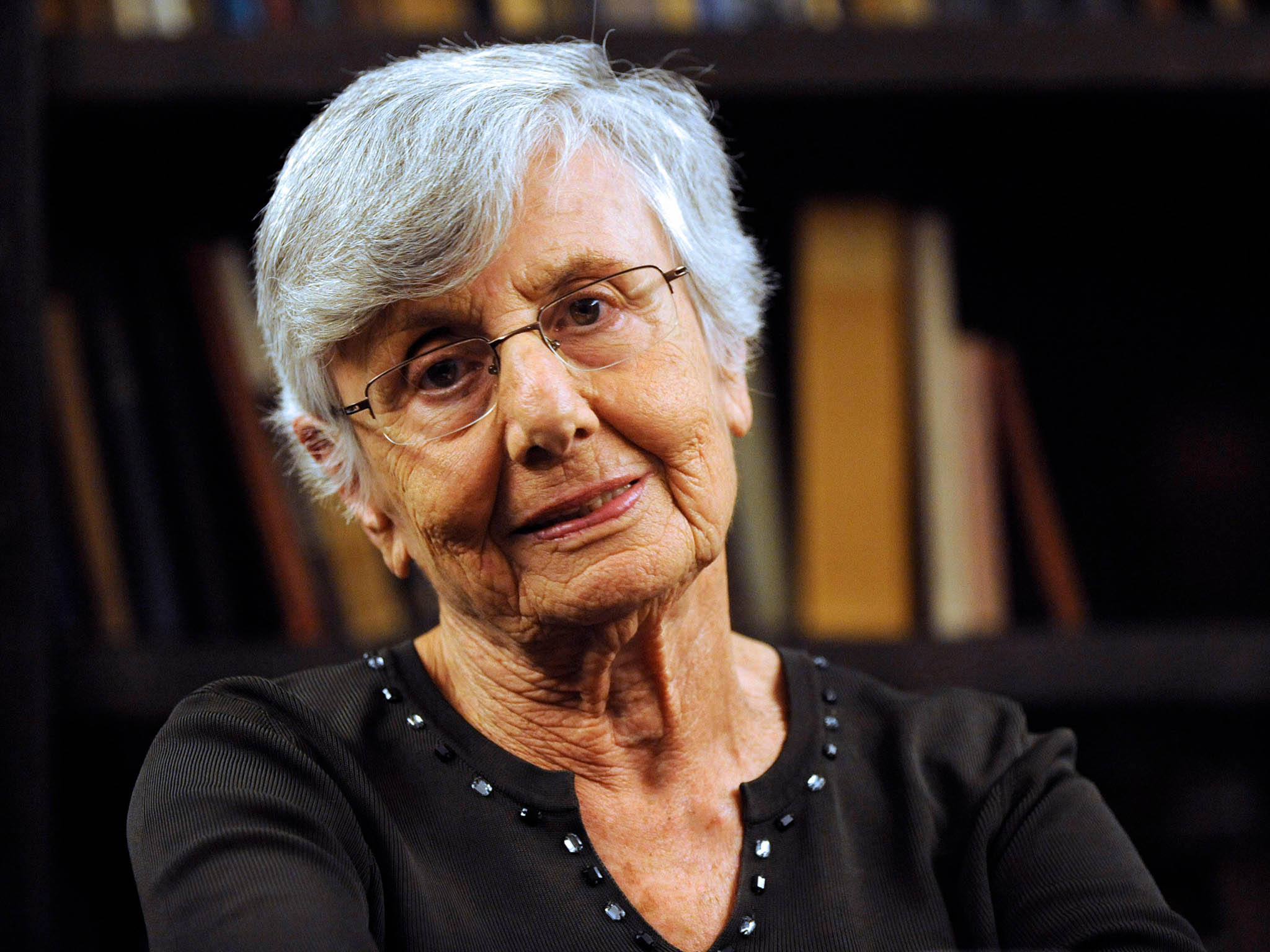 Ruth Bondy: Auschwitz survivor and journalist who brought Czech humour and literature to Israel