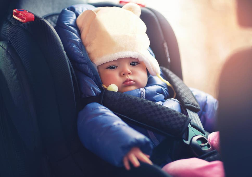 33e4c4c72 Why you shouldn t buckle your children into car seats with their ...