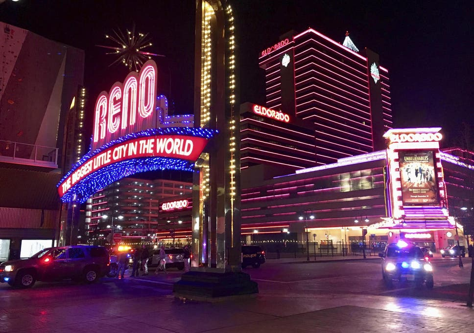 Reno shooting: Gunman with hostage killed by SWAT team after