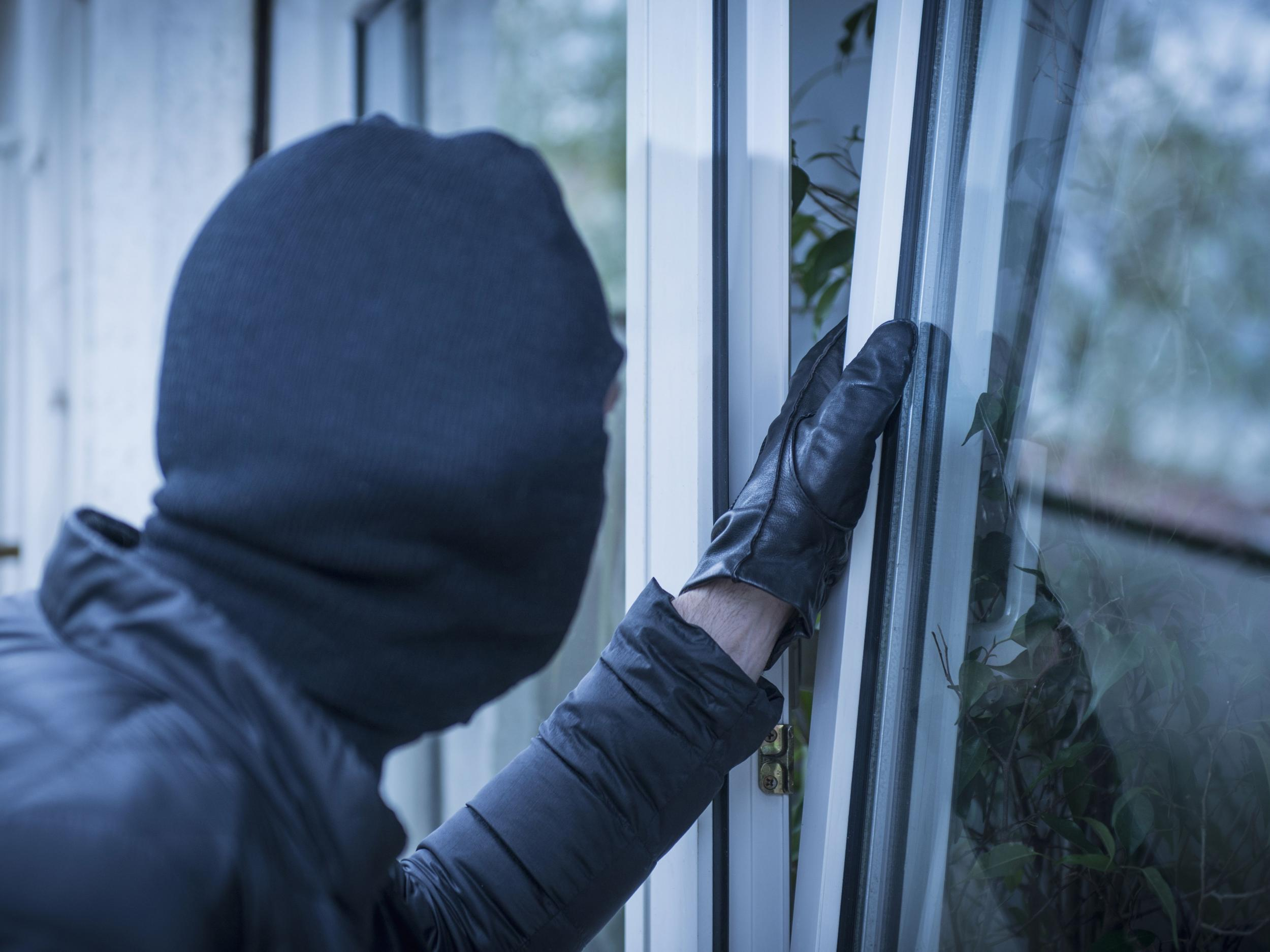99f2ea946db Convicted burglars advise homeowners on how to protect themselves from  break-ins