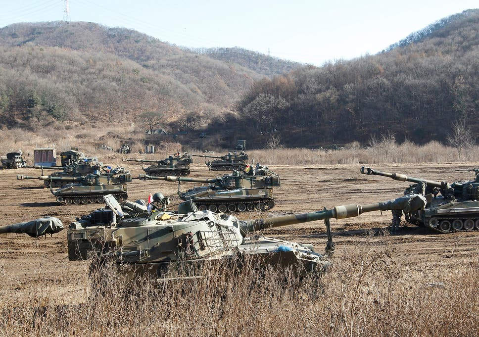 New Korean War Could Break Out At Any Time Between Now And March