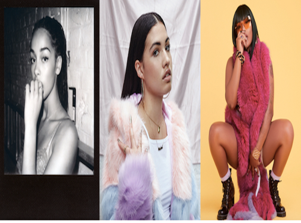 Jorja Smith, Mabel and Stefflon Don make up the shortlist for the BRITs Critics' Choice Award for 2018
