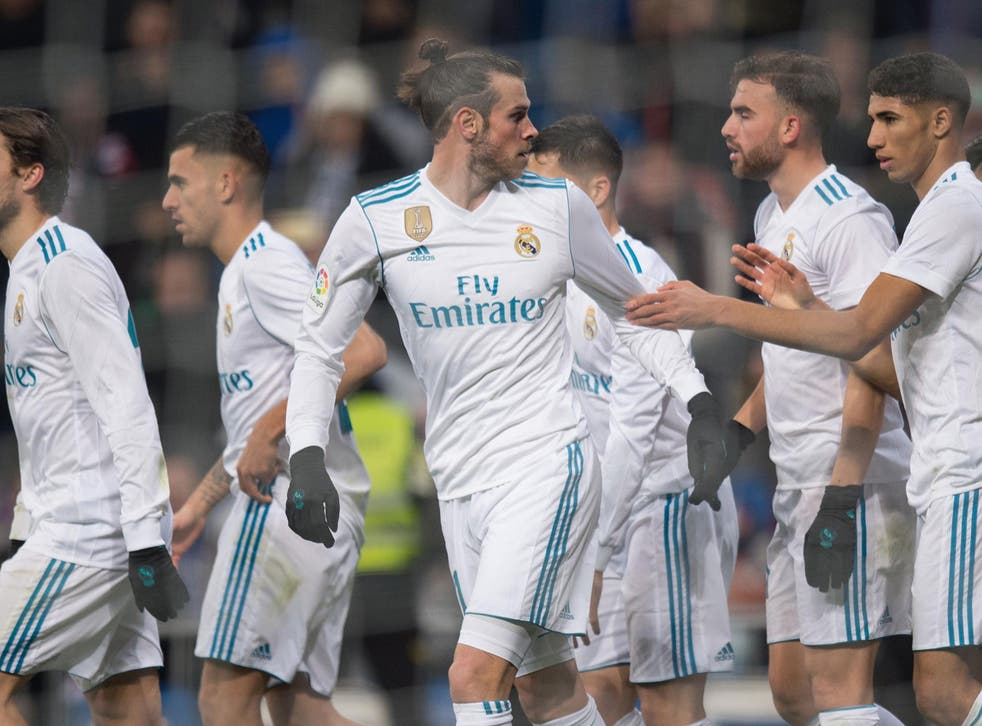 Gareth Bale returned and was instrumental as Real Madrid avoided a slip up in the Copa del Rey