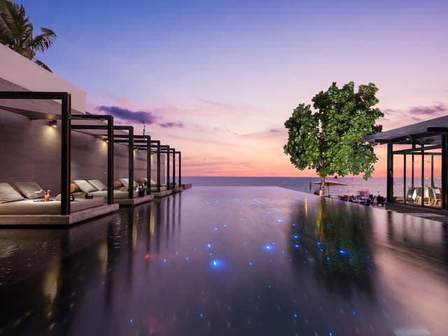 AKARYN Hotel Group is giving away three nights of drinking and dancing on the sand in Thailand at Beach Club Phuket, followed by three days spent in sun-drenched infinity pools at spa hotel Aleenta Phuket for a party-loving pair