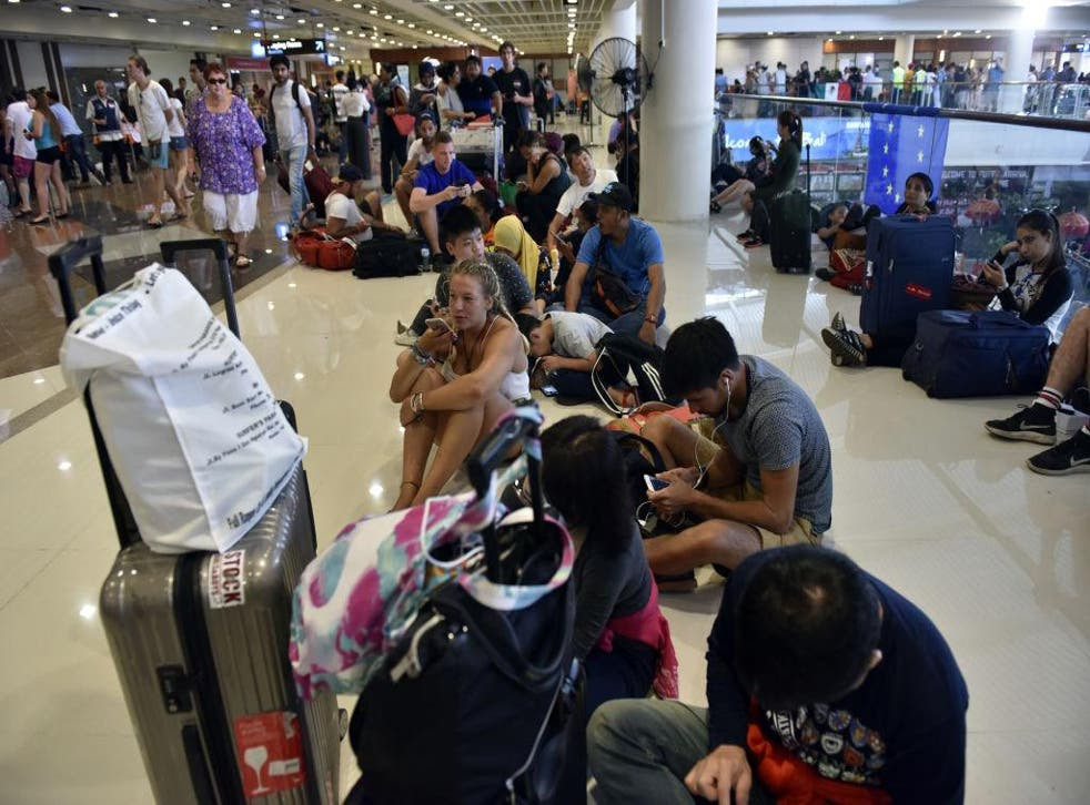 Bali is tentatively reopening its airport