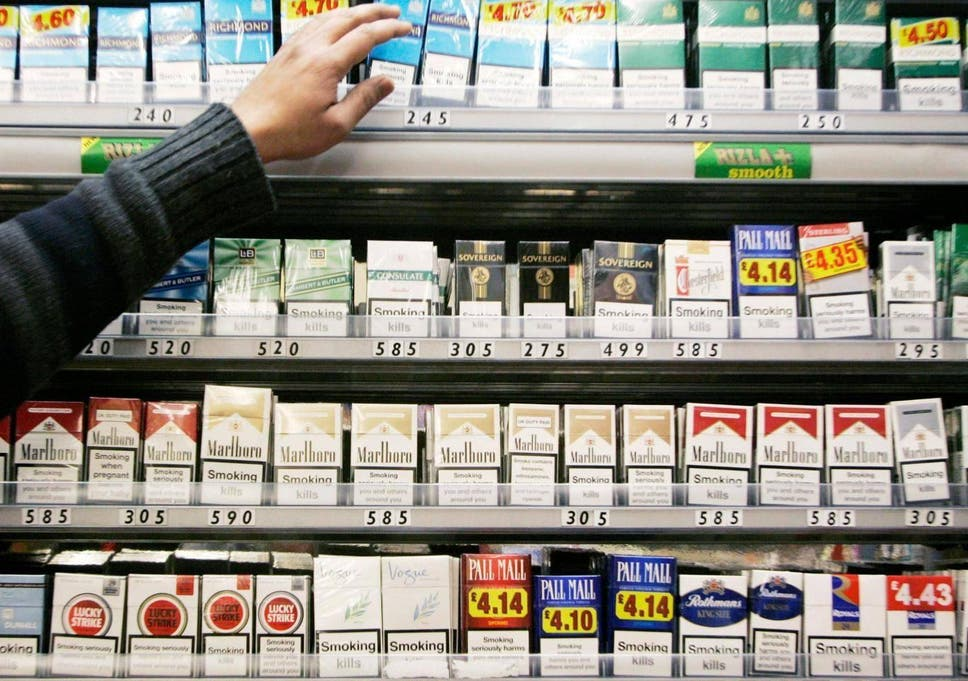 New York pharmacies to ban sales of cigarettes and tobacco products