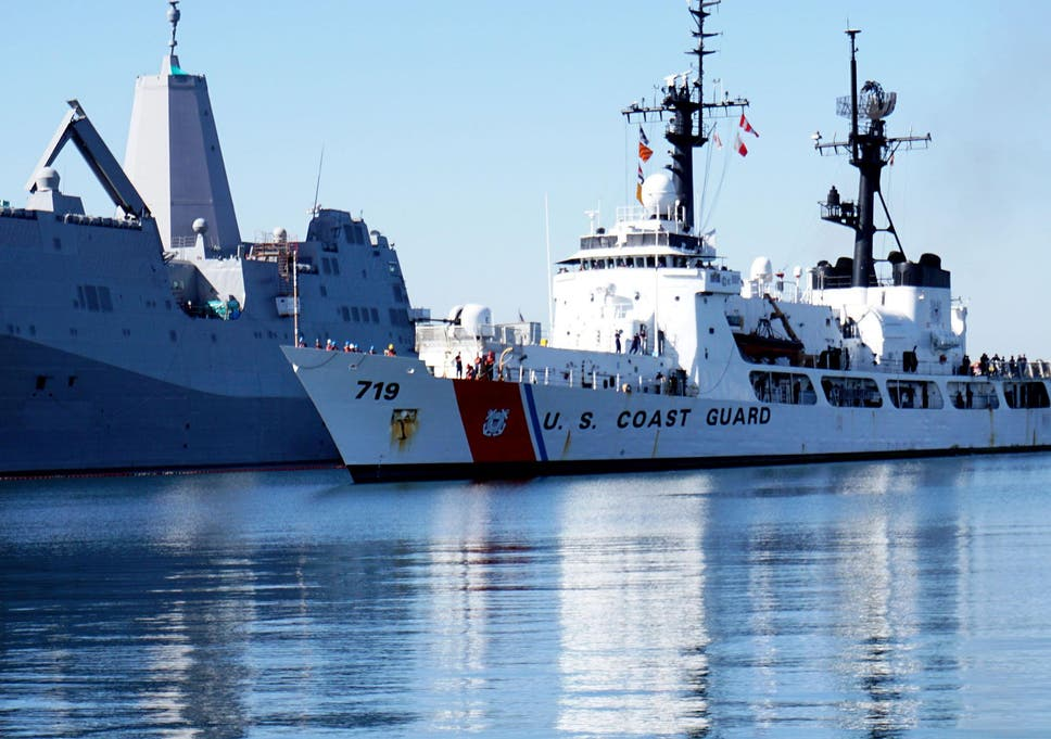 how us coast guard targets smugglers and detains them for months to