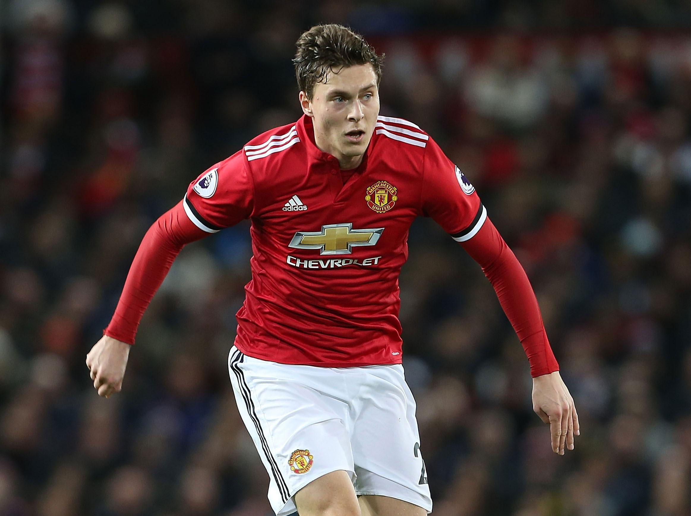 Jose mourinho singles out victor lindelof for praise after - Victor lindelof ...