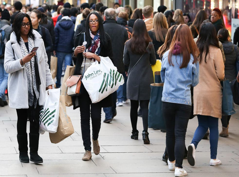 'The trajectory is unquestionably negative and sadly no amount of tinsel or baubles will change it,' said the GfK about consumer confidence