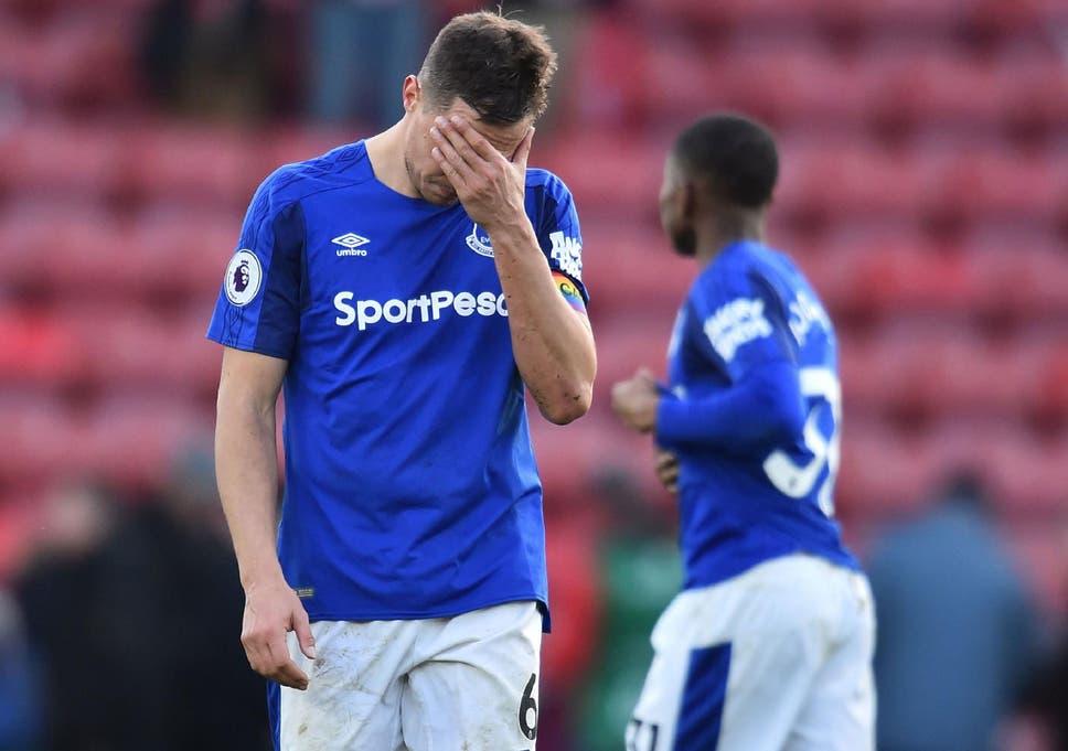 Everton sponsors make second social media gaffe by