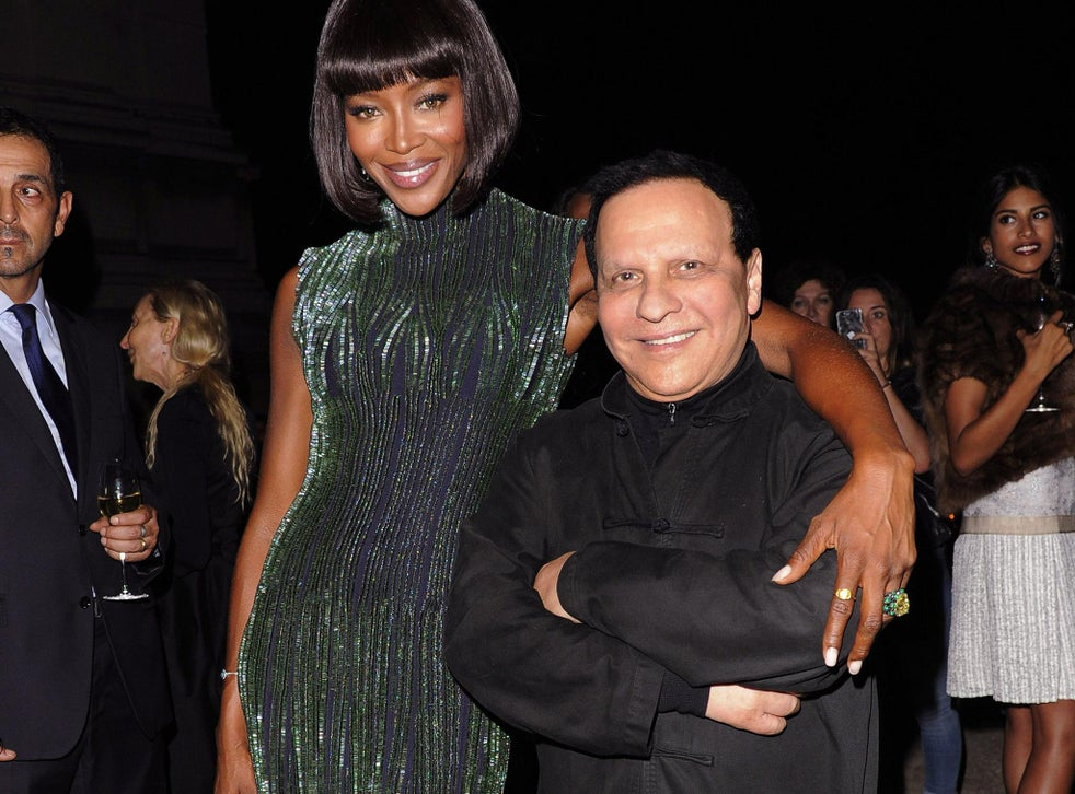Azzedine Alaia Couturier Who Bucked Trends And Expectations To Become A Giant Among Fashion Designers The Independent The Independent