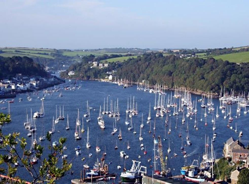 Pretty Fowey in Cornwall is ripe for a rail link, says Simon Calder
