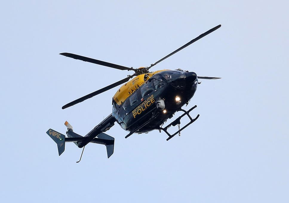 Police not calling helicopters to chase criminals because they cost