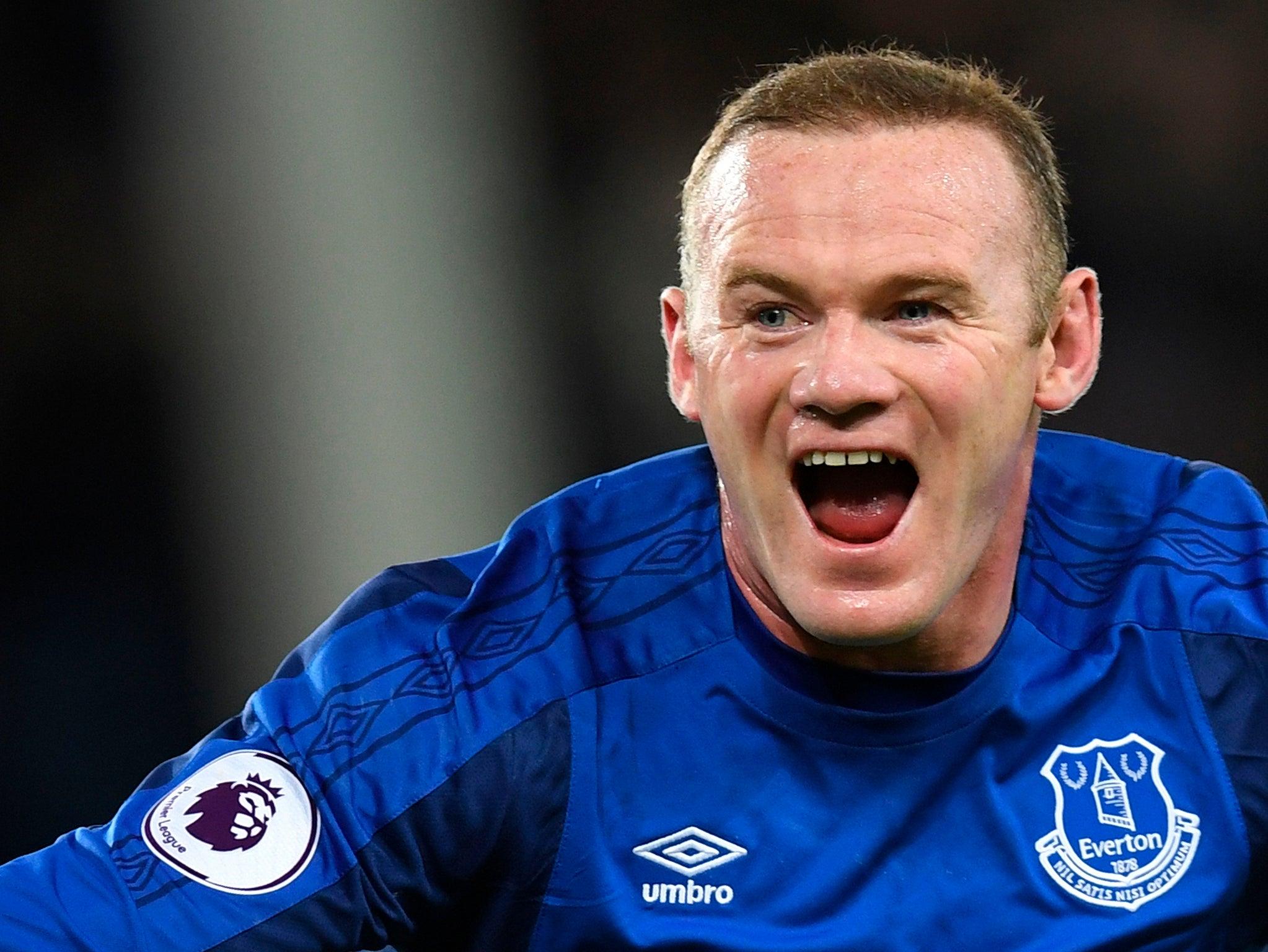 Wayne Rooney scores sublime hat-trick as Everton thrash West Ham in front of new manager Sam Allardyce