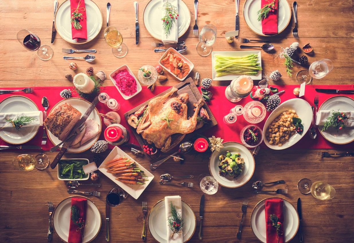 Would You Charge Your Family For Christmas Dinner
