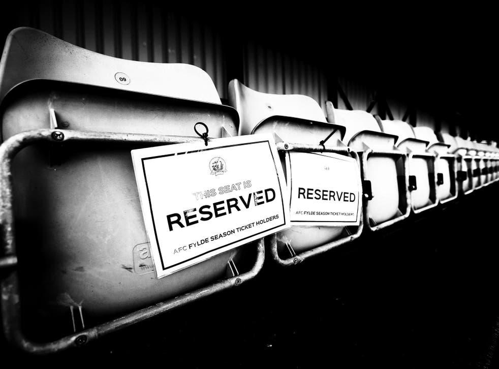 Under David Haythornthwaite, AFC Fylde have enjoyed a remarkable rise to the National League