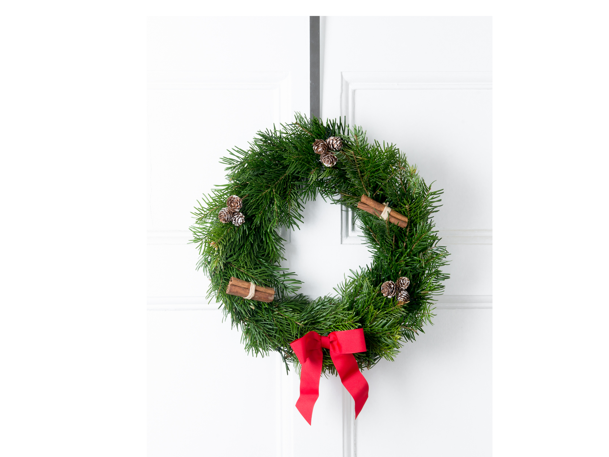 13 best real wreaths | The Independent