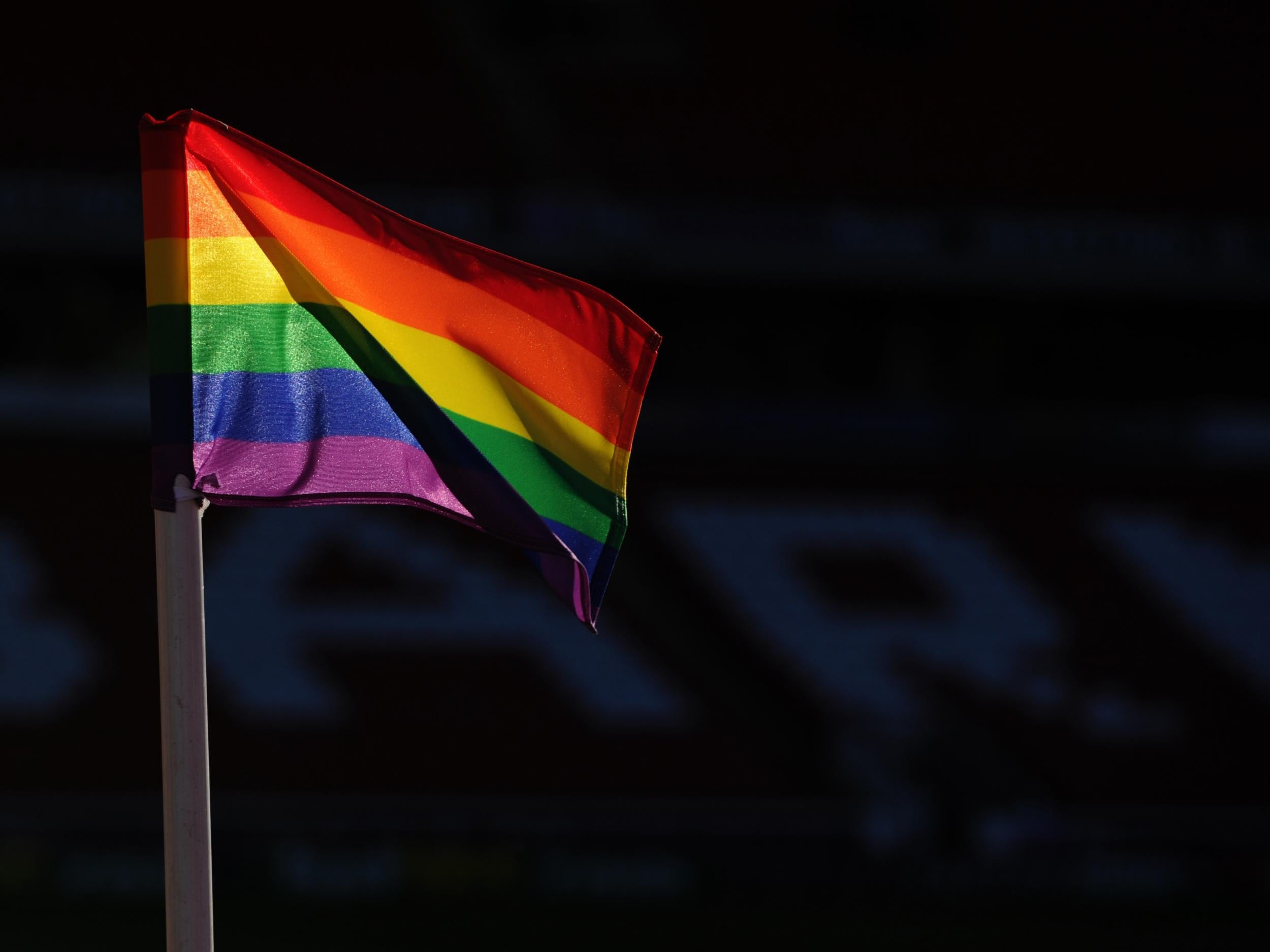 Fans at Russia 2018 World Cup will be allowed to fly rainbow flags