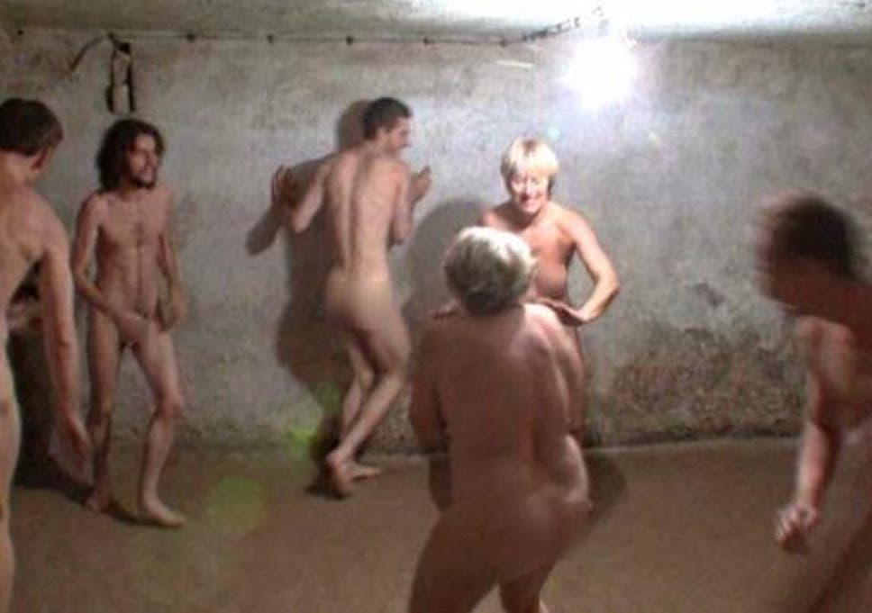 Concentration camps nude video