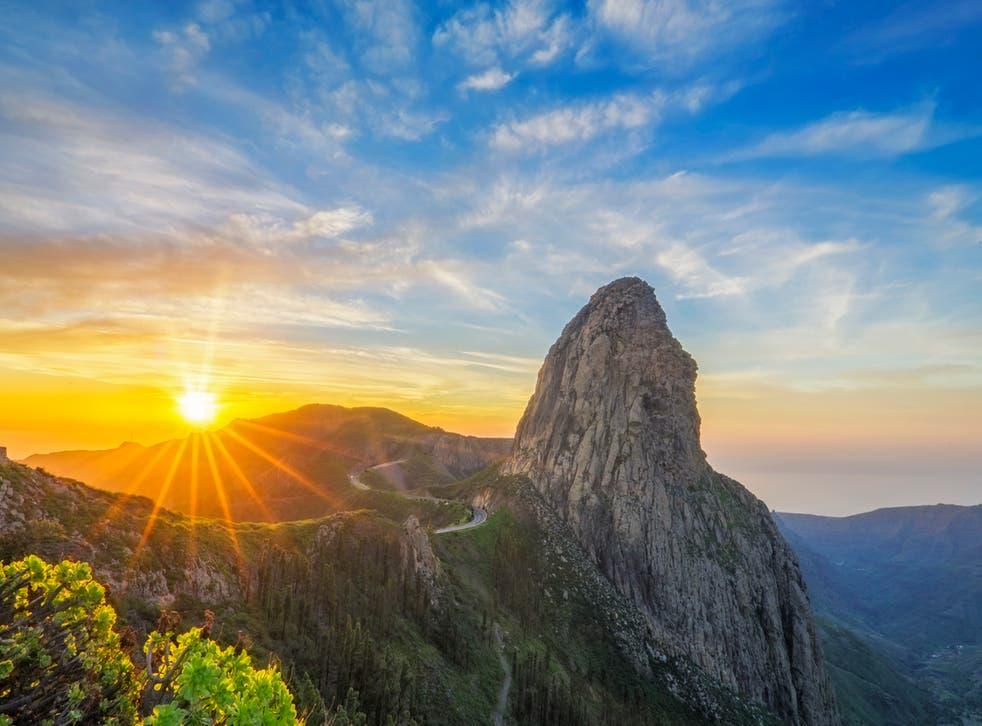 Head to La Gomera for gorgeous scenery