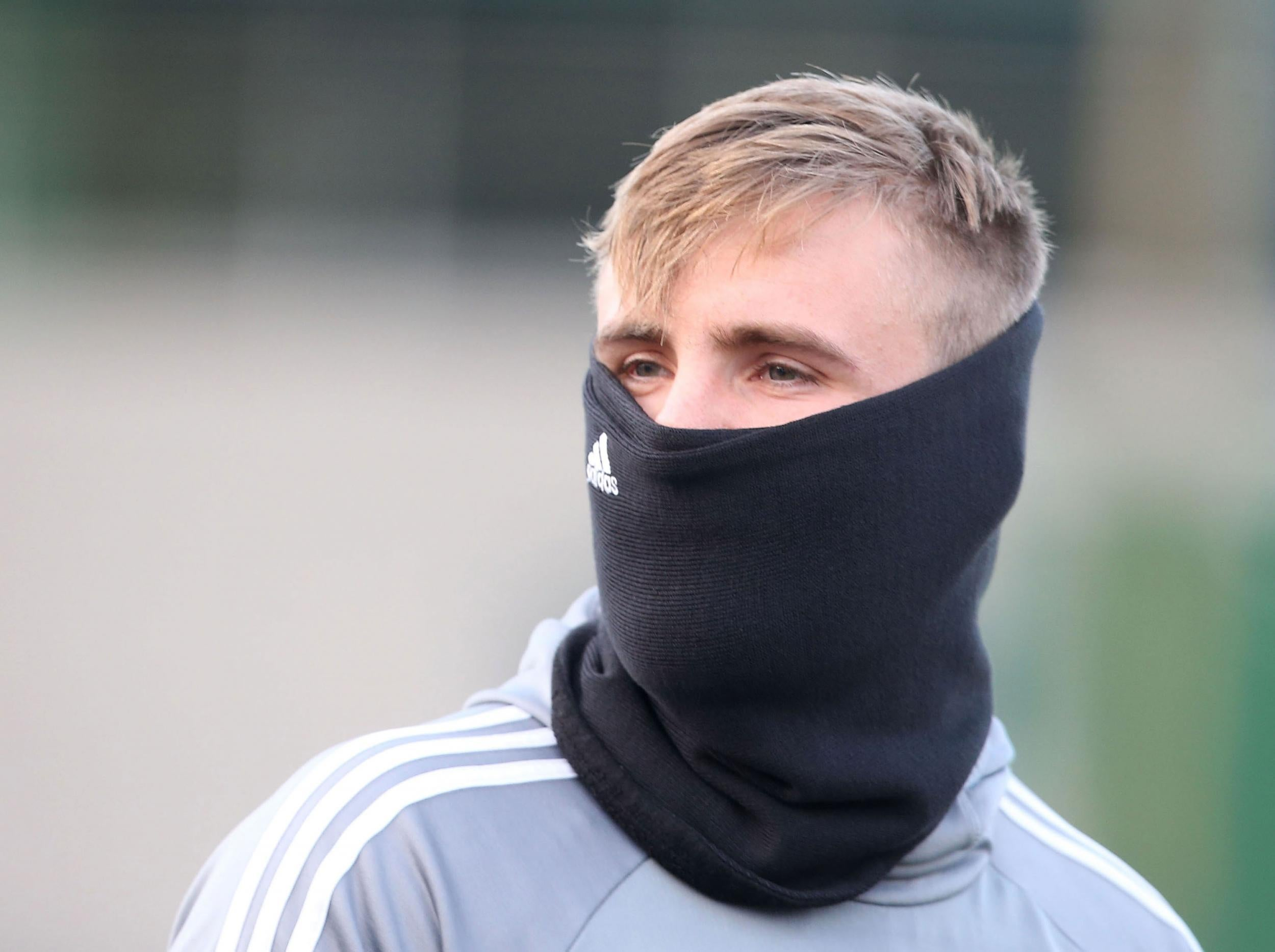 Manchester United ready to sell Luke Shaw for £20m in January