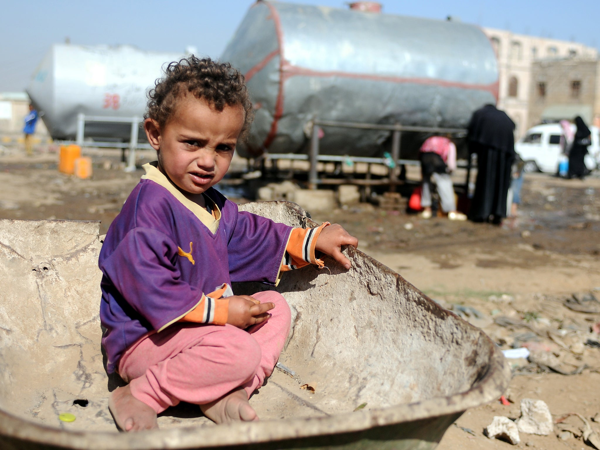UK pledges £50m aid for Yemen as war-torn country faces devastating famine